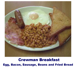 Crewman Breakfast
