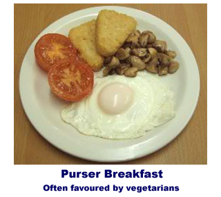 Purser Breakfast
