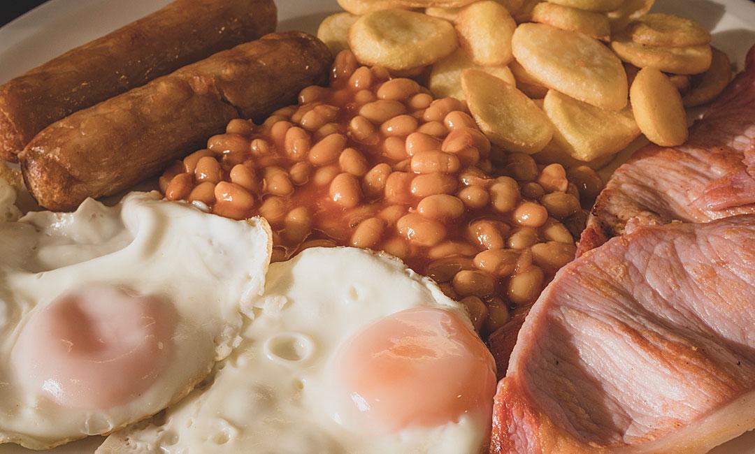 Passengerr Breakfast