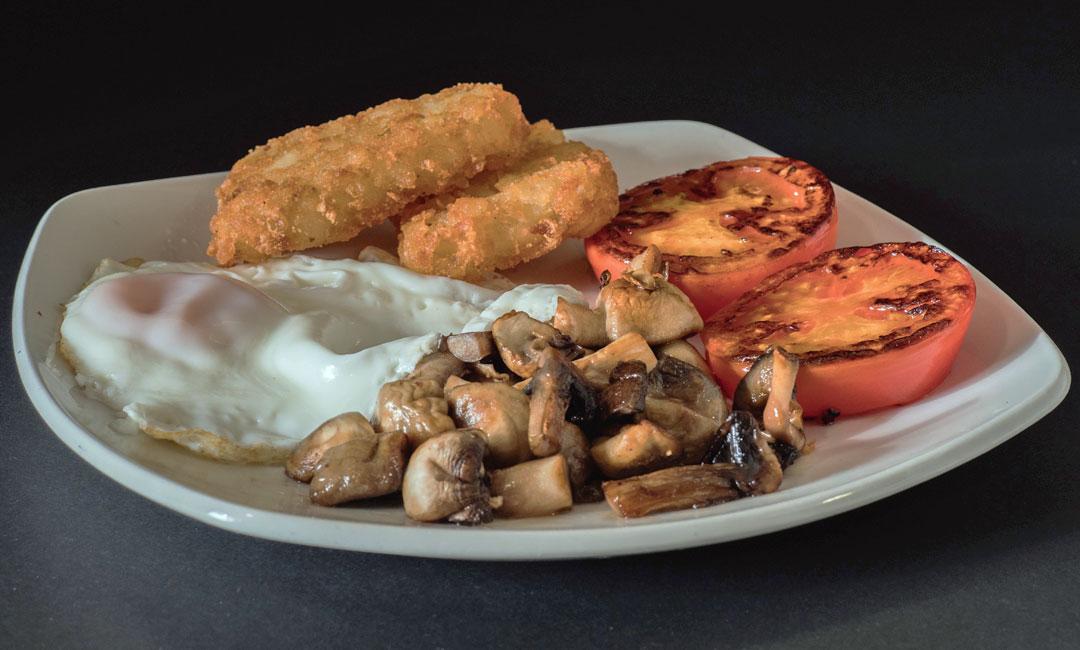 Purser Breakfast